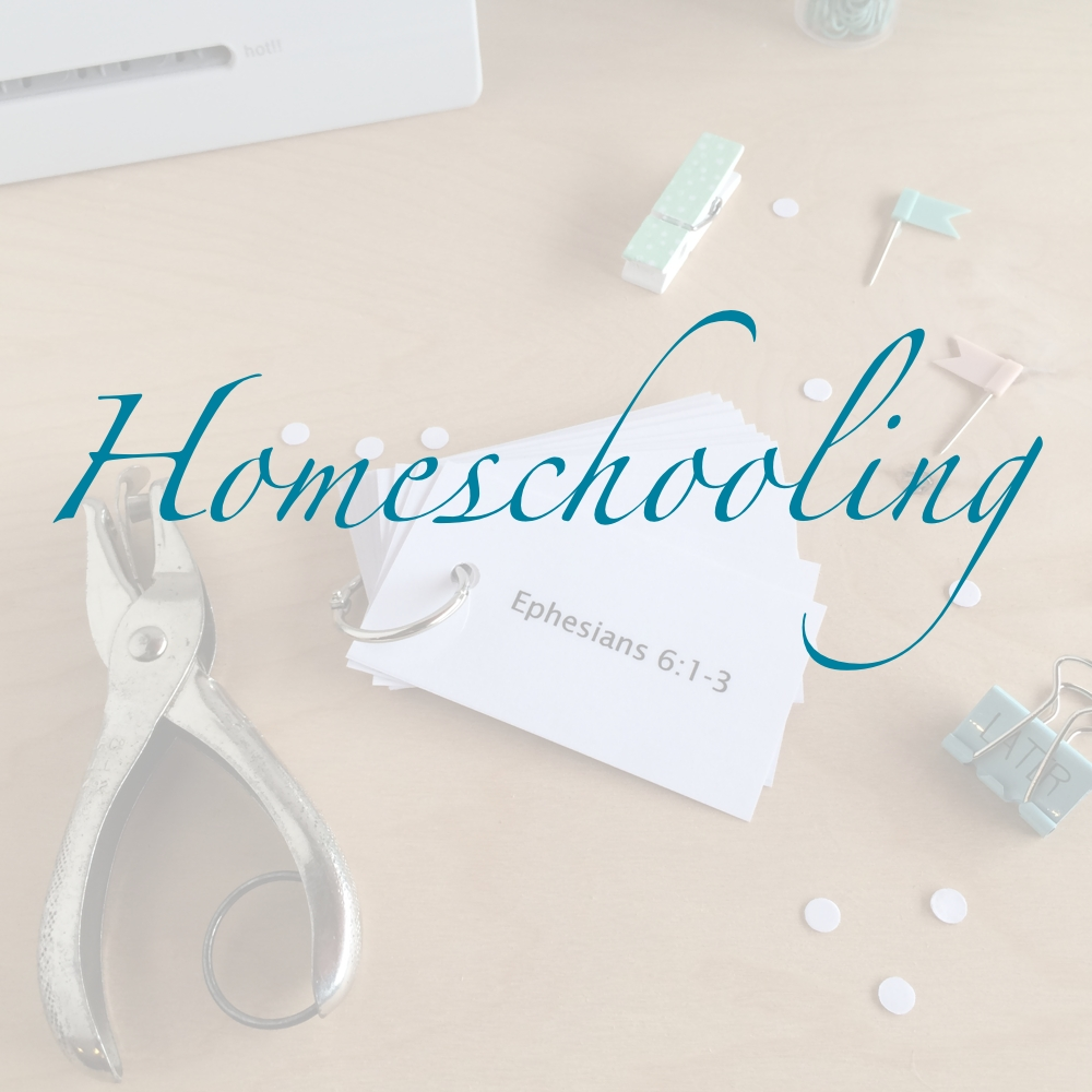 Homeschooling related content