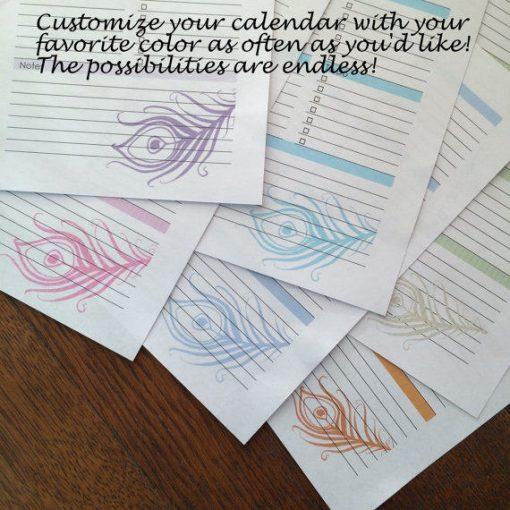 Perpetual Weekly Planner Ideas