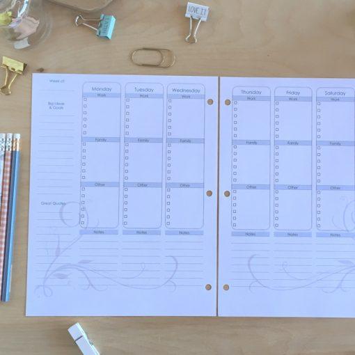 Keep track of multiple people's calendars