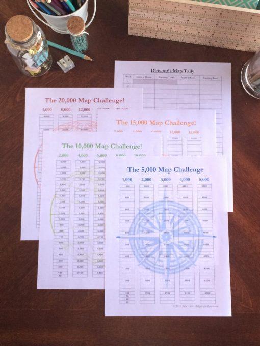 community map challenge