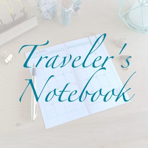 Traveler's Notebooks