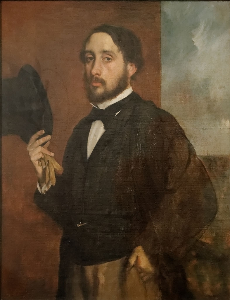 Edgar Degas Art lesson plan