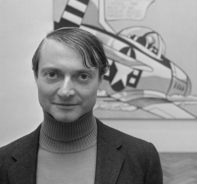 learn about Roy Lichtenstein