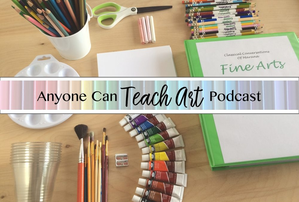 Podcast #6- D&J Discuss How to Organize Your Art Class